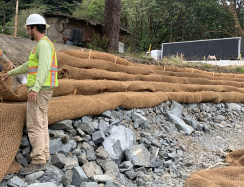 Caltrans Revegetation and Erosion Control Projects
